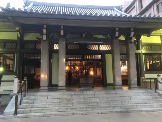巣鴨高岩寺(とげぬき地蔵尊)