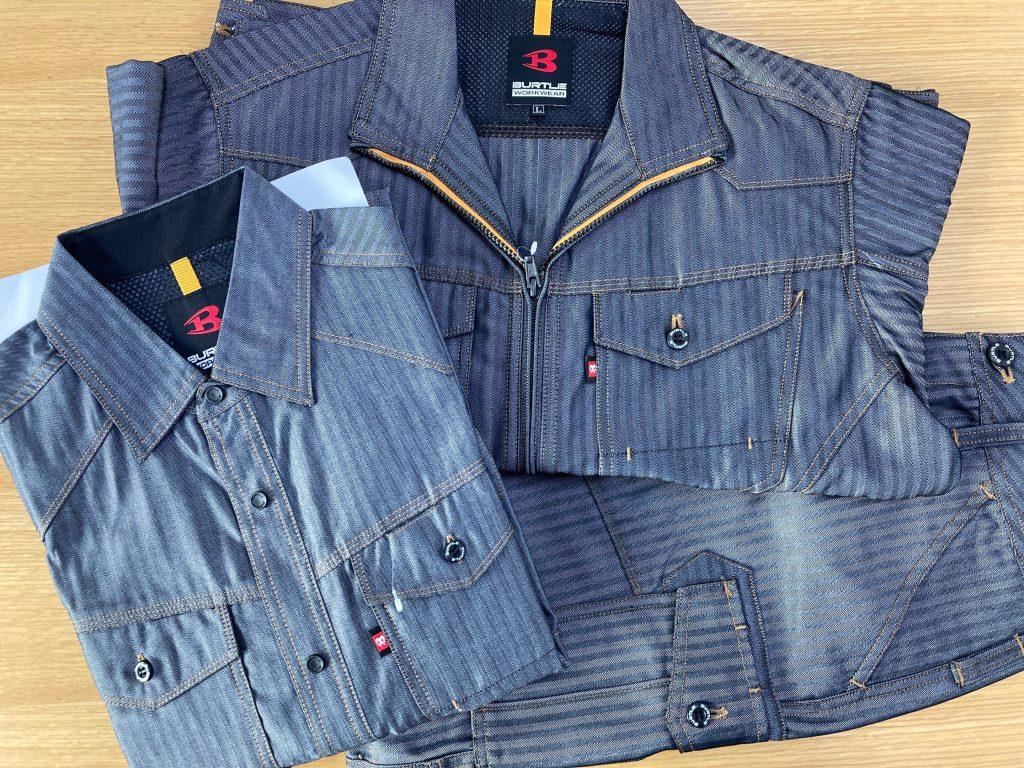 帯電防止のJIS T8118適合の作業服